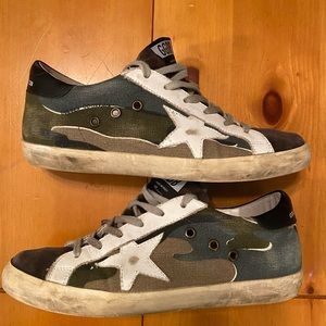 Golden Goose Deluxe Brand Superstar- sz 40